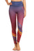 Varsity Rainbow Red NFS Legging