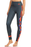 Snake Eyes Black NFS Legging