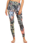 Balinese Goddess Dream Leggings
