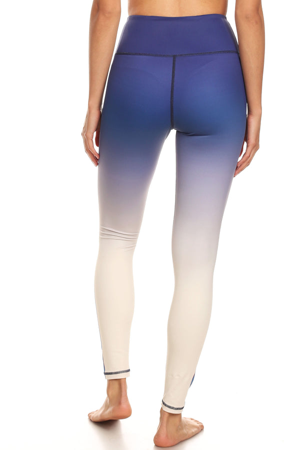 Blue Moon Tulips NFS Legging