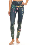 Midnight Bloom NFS Legging