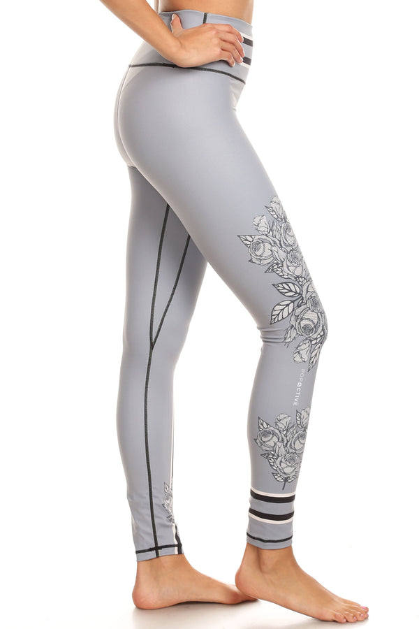 Misty Lace Rose NFS Legging