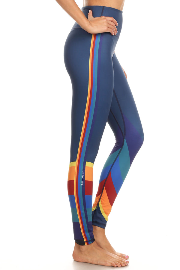 Double Rainbow NFS Legging
