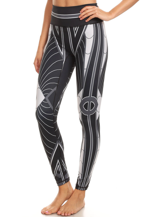 All The Jazz Black NFS Legging