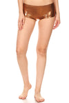 Molton Copper Swim Boyshorts