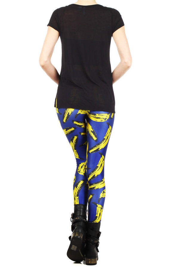 Banana Leggings - POPRAGEOUS  - 4
