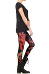 Chinese Dragon Leggings - POPRAGEOUS  - 3