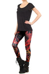 Chinese Dragon Leggings - POPRAGEOUS  - 2
