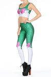 Sailor Jupiter Leggings - POPRAGEOUS  - 2