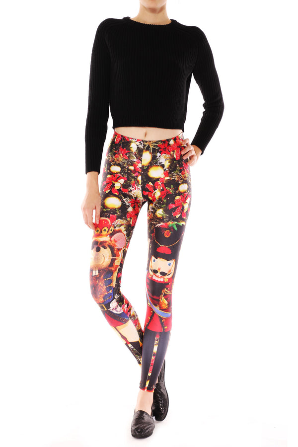 Nutcracker Leggings - POPRAGEOUS  - 4
