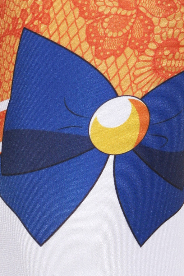 Sailor Venus Leggings - POPRAGEOUS  - 5