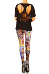 Sapien Leggings - Original XXS - POPRAGEOUS  - 3