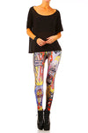 Sapien Leggings - Original XXS - POPRAGEOUS  - 1