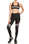 70s Rainbow Dream Aurora Bra - POPRAGEOUS  - 5