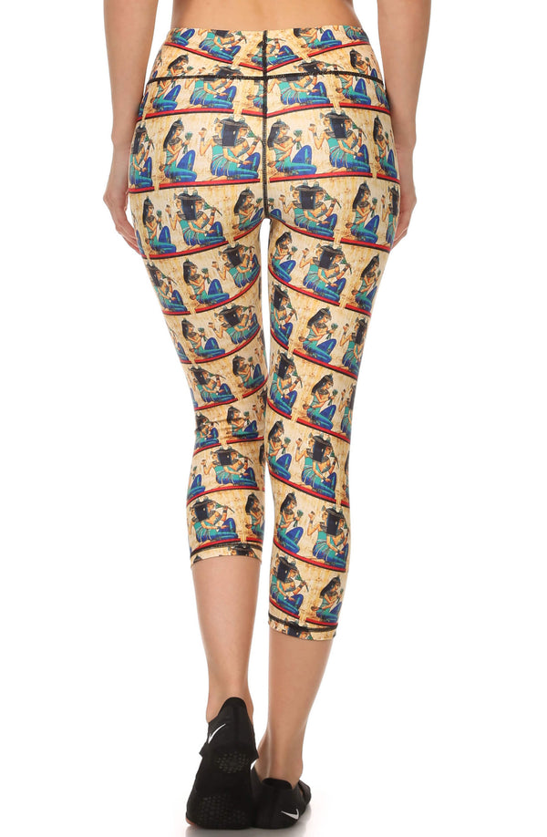 Cleopatra Dream Capris - POPRAGEOUS  - 3