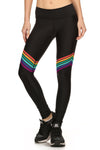 70s Rainbow Dream Leggings - POPRAGEOUS  - 1