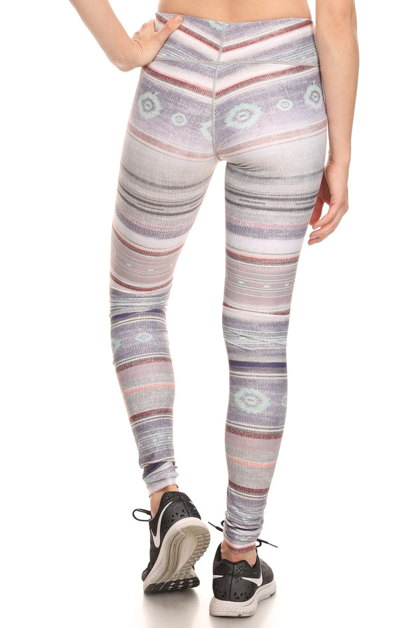 Pastel Mex Dream Leggings - POPRAGEOUS  - 3
