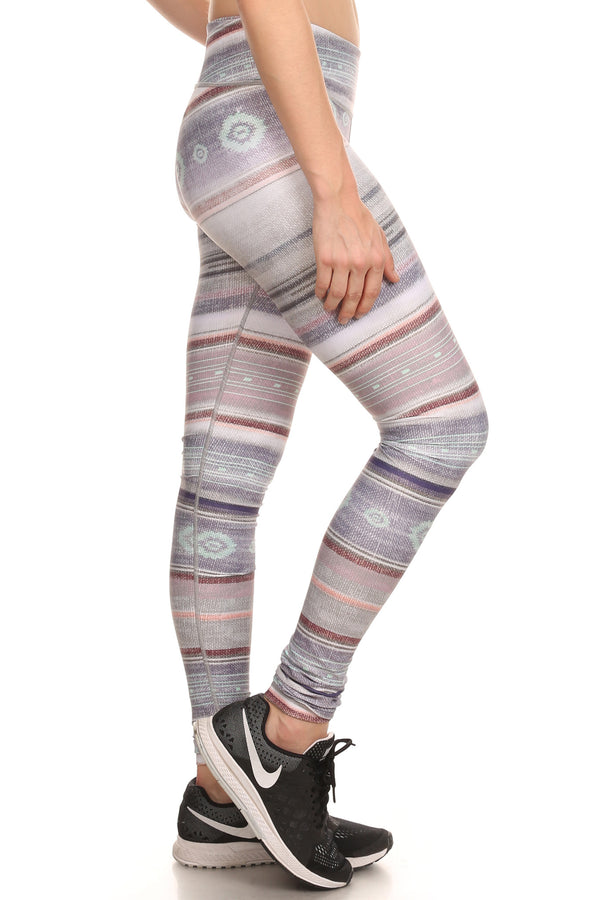 Pastel Mex Dream Leggings - POPRAGEOUS  - 2