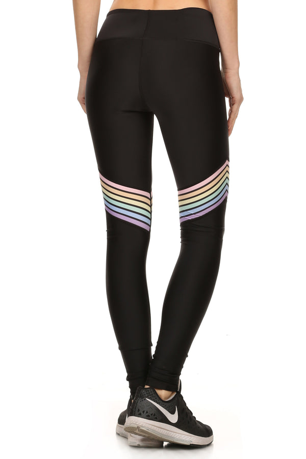 Pastel Rainbow Dream Leggings - POPRAGEOUS  - 3