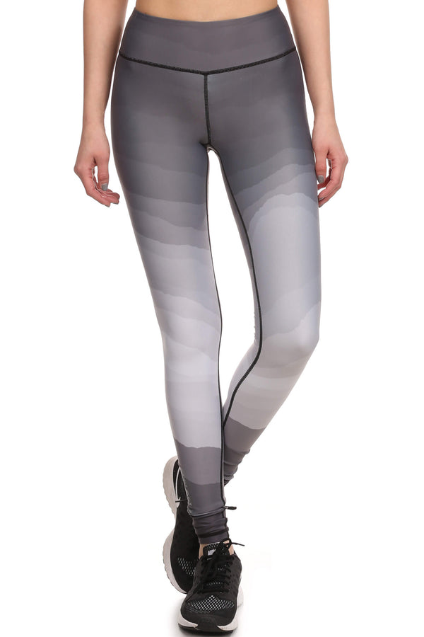 Minimalist Dream Leggings - Monochromatic - POPRAGEOUS  - 1
