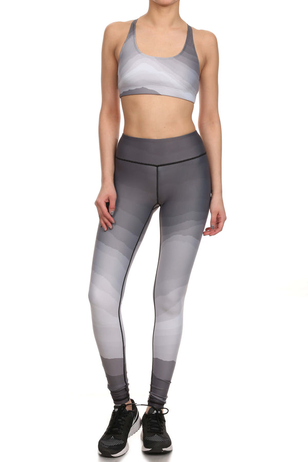 Minimalist Dream Leggings - Monochromatic - POPRAGEOUS  - 4