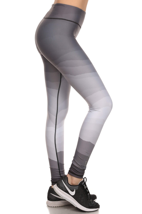 Minimalist Dream Leggings - Monochromatic - POPRAGEOUS  - 2