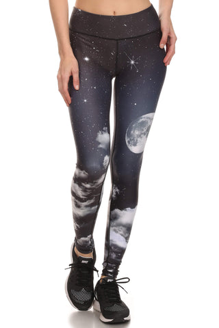 Moonlight Dream Leggings - POPRAGEOUS  - 1