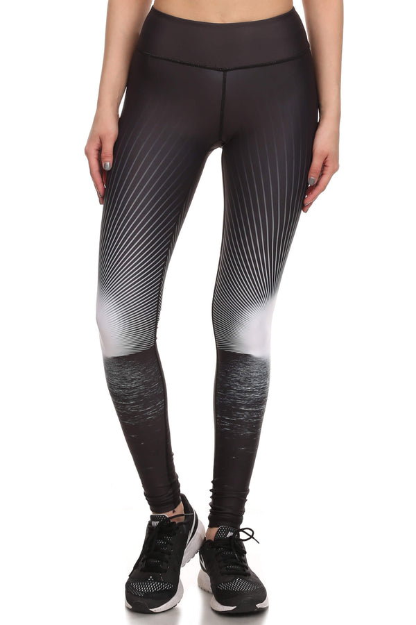 Moonset Dream Leggings - POPRAGEOUS  - 1