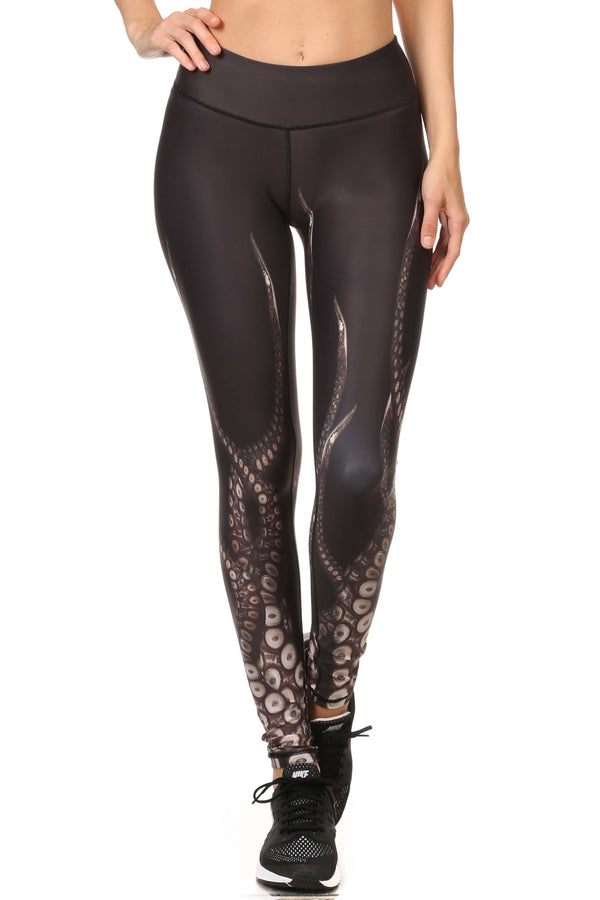 Octopussy Moar Dream Leggings - POPRAGEOUS  - 1