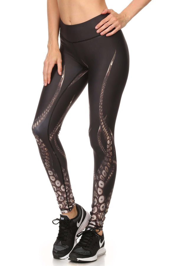 Octopussy Moar Dream Leggings - POPRAGEOUS  - 2