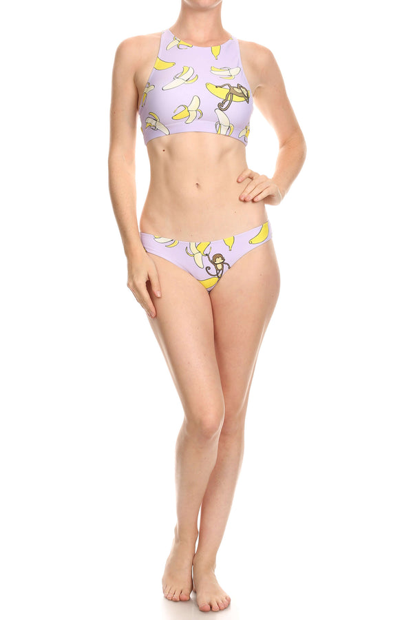 Bananas Full Bikini Bottom - POPRAGEOUS  - 2