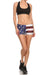 American Beauty Itty Bitty Shorts