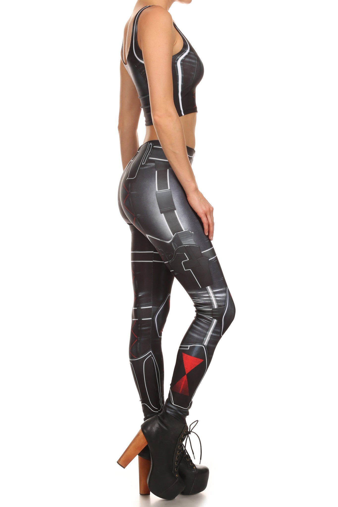 Assassin Leggings - POPRAGEOUS  - 3