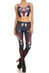Murica Leggings - POPRAGEOUS  - 1