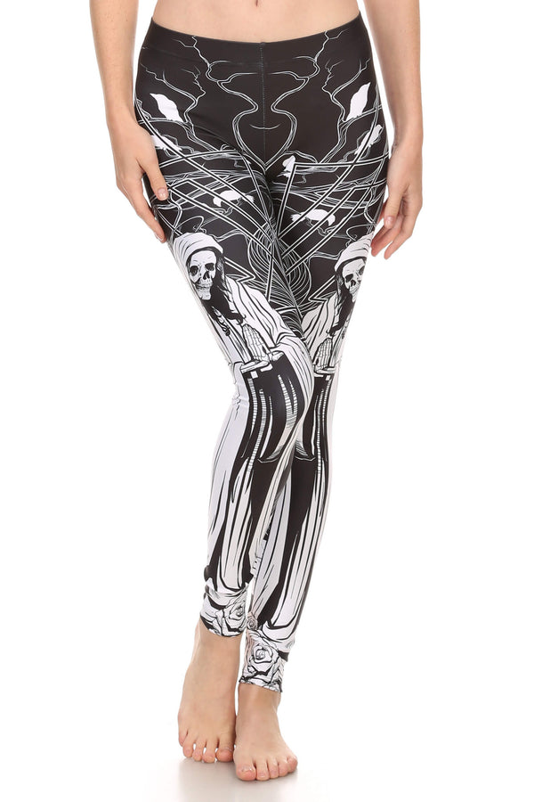 Reaper Mary Leggings - POPRAGEOUS  - 1