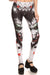 Inkblot Joke Leggings