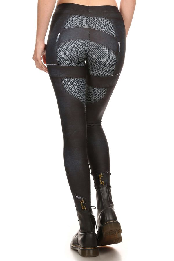 Stealth Armor Leggings - POPRAGEOUS  - 4