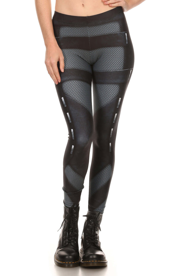 Stealth Armor Leggings - POPRAGEOUS  - 1