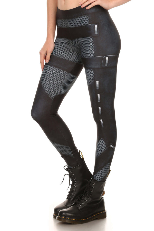 Stealth Armor Leggings - POPRAGEOUS  - 3