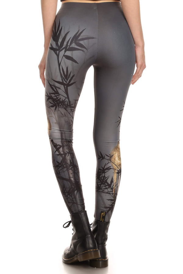 Zodiac Monkey Leggings - POPRAGEOUS  - 3