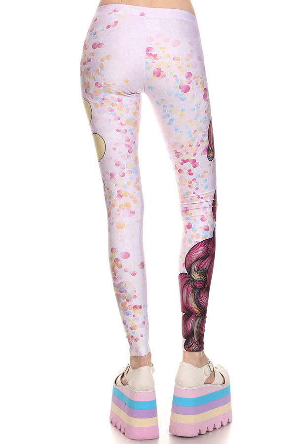 My Little Pony: Pinkie Pie Leggings - POPRAGEOUS  - 3