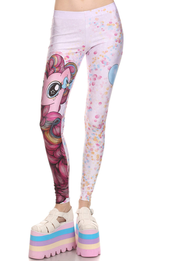 My Little Pony: Pinkie Pie Leggings - POPRAGEOUS  - 1