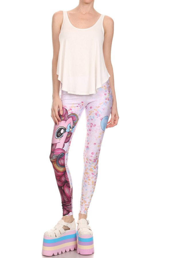 My Little Pony: Pinkie Pie Leggings - POPRAGEOUS  - 4