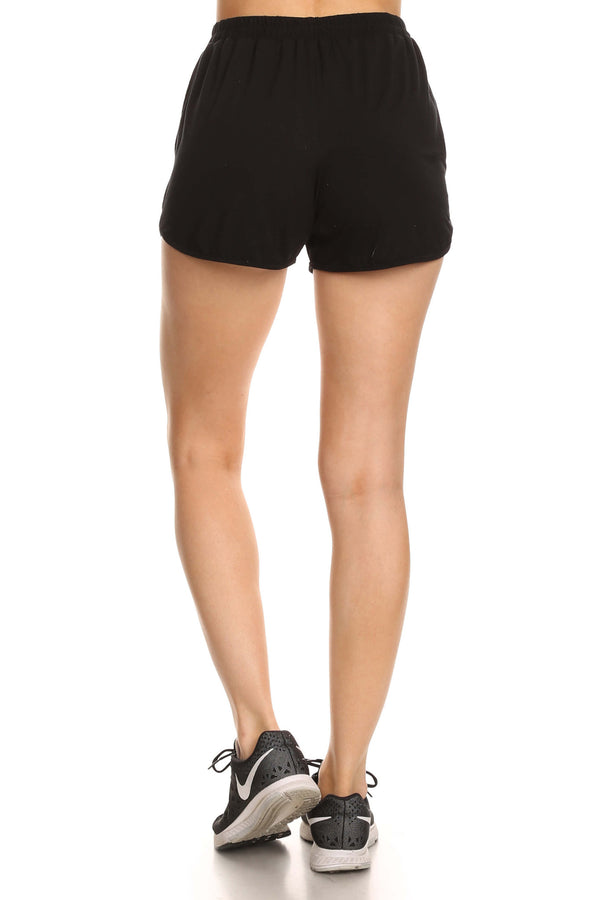 POPSOFT Shorts - BLACK - POPRAGEOUS  - 2
