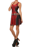 Antihero Skater Dress - LIMITED - POPRAGEOUS  - 2