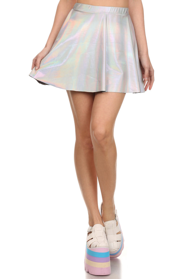 Unicorn Blood Skater Skirt - POPRAGEOUS  - 1