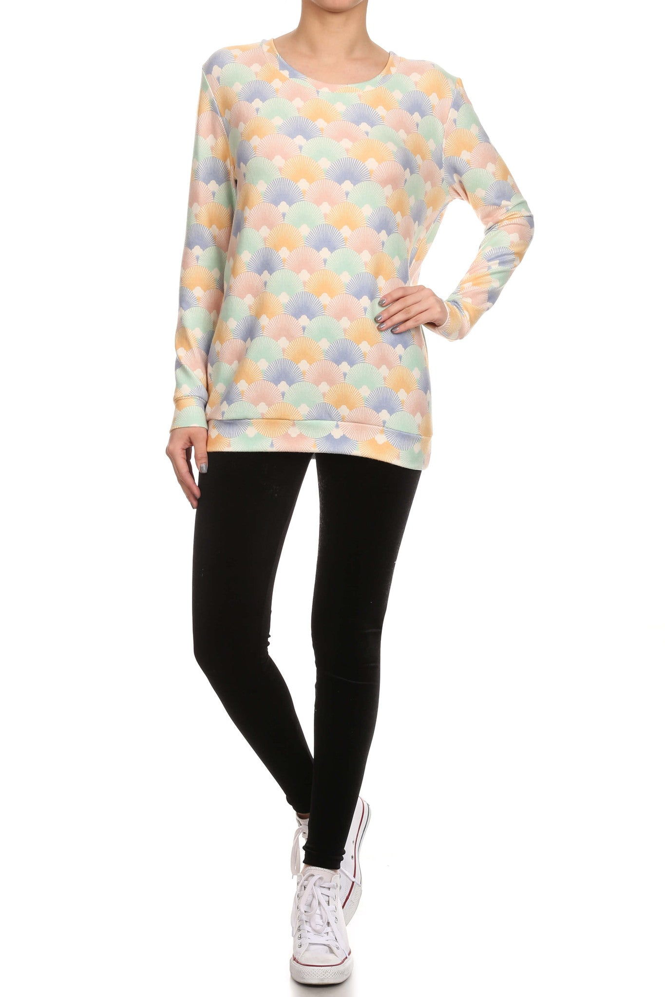 70's Fan Sweater - POPRAGEOUS  - 4