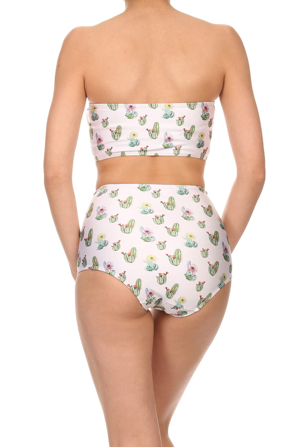 Cactus Two-Piece Swim - POPRAGEOUS  - 3