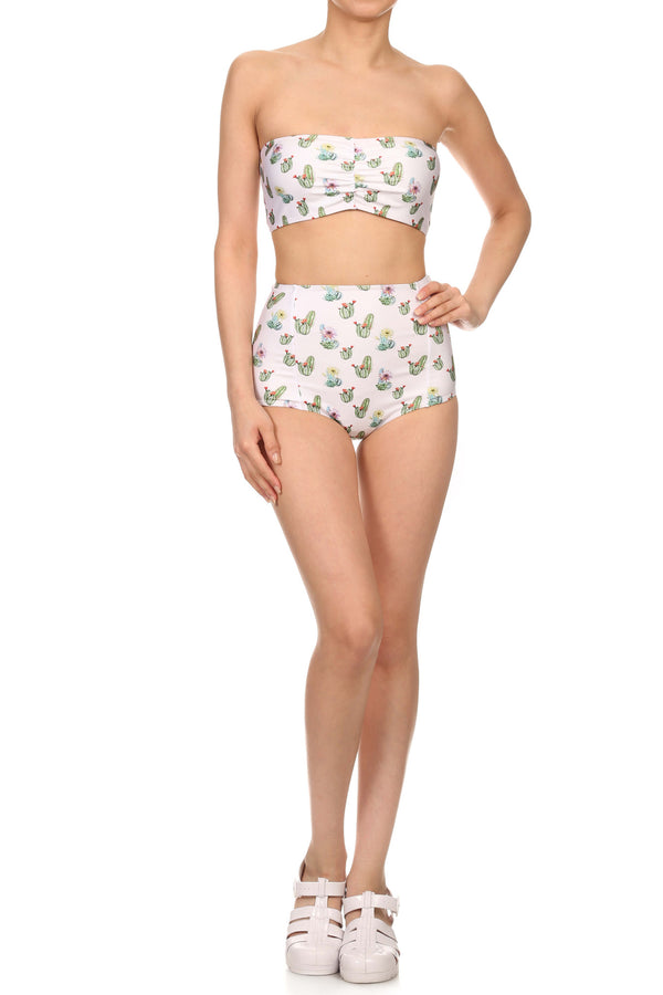 Cactus Two-Piece Swim - POPRAGEOUS  - 4