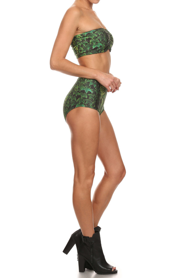 Ivy Babe Two-Piece Swim - POPRAGEOUS  - 3
